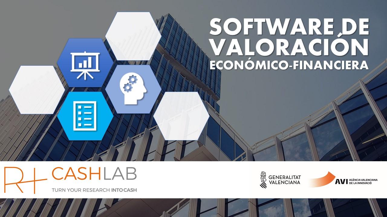 Nuevo Software R+CASH